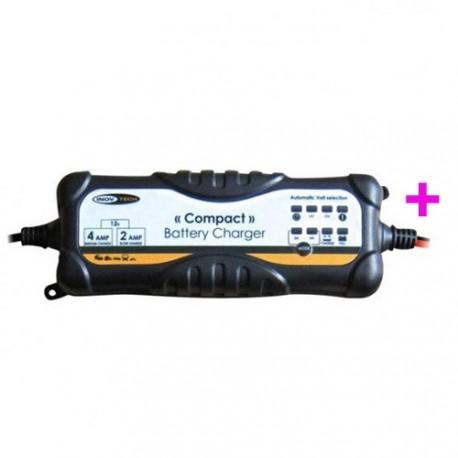Chargeur de batterie 2-4 Amp INOVTECH