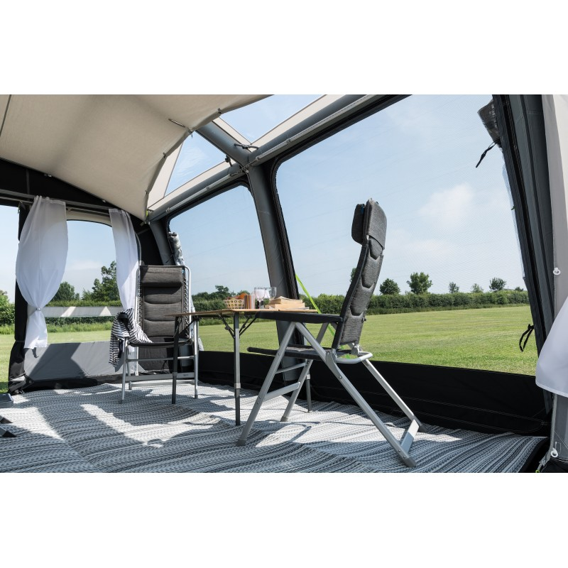 V lum auvent gonflable camping car kampa achat for Auvent gonflable kampa pour camping car