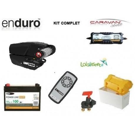 Kit complet déplace caravane ENDURO EM303A automatique