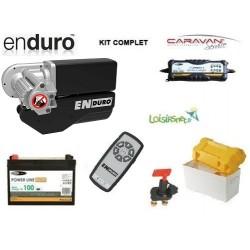 Kit complet déplace caravane ENDURO EM305 automatique