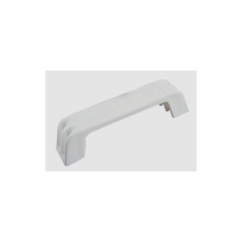 Poign e de tirage blanche entraxe 145 mm achat Poignee de tirage porte