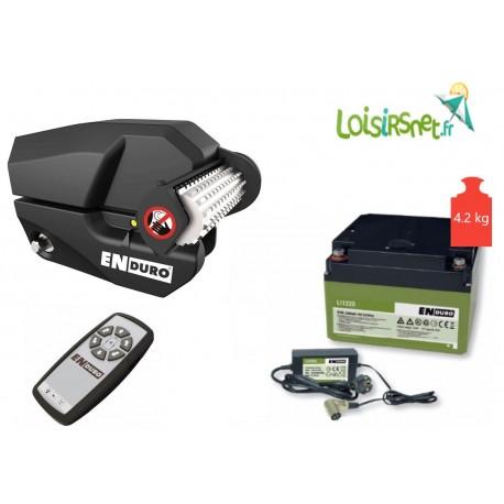 Kit déplace caravane ENDURO EM303 batterie lithium ENDURO
