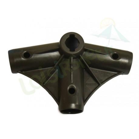 Angle central pour armature auvent CLAIRVAL