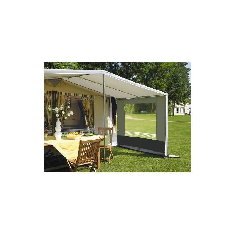pare soleil pour auvent clairval achat accessoires. Black Bedroom Furniture Sets. Home Design Ideas