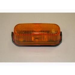 Feu de position latéral orange BL 96  - 74 x 26 x 27 mm