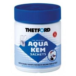 Aqua Kem blue en sachets Thetford (x15)