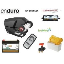 Kit complet déplace caravane ENDURO EM303