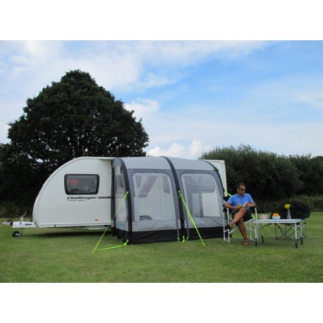 Auvent caravane gonflable KAMPA Rally Air 260