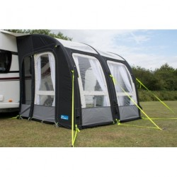 Auvent caravane gonflable KAMPA Rally Air Pro 260